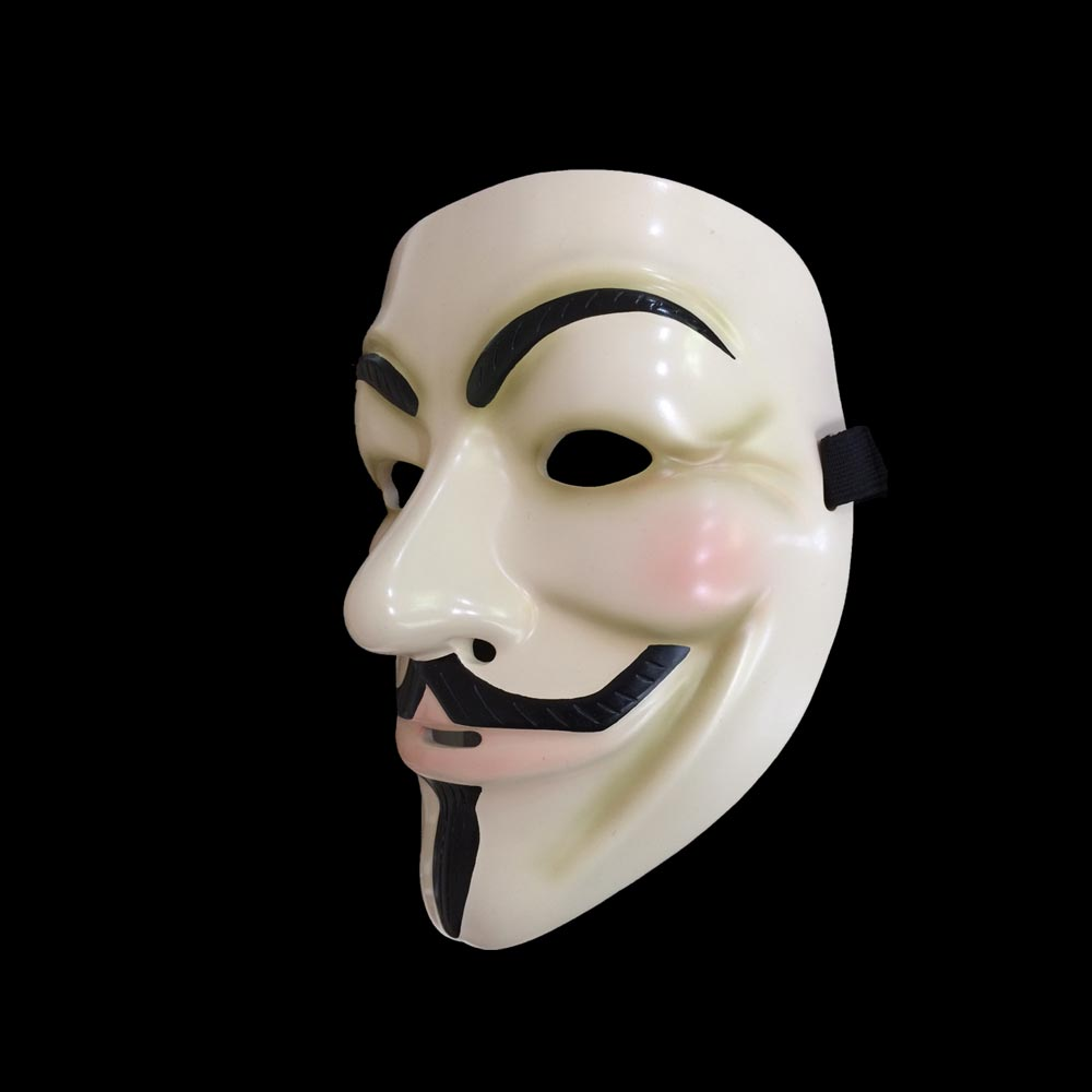 anonymous-masker-deluxe-resin