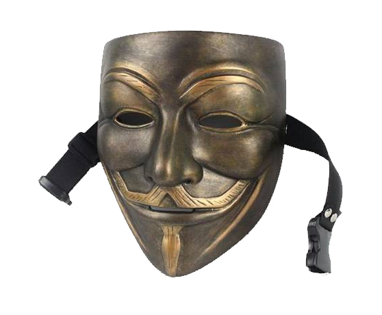 anonymous-mask-brons-straps